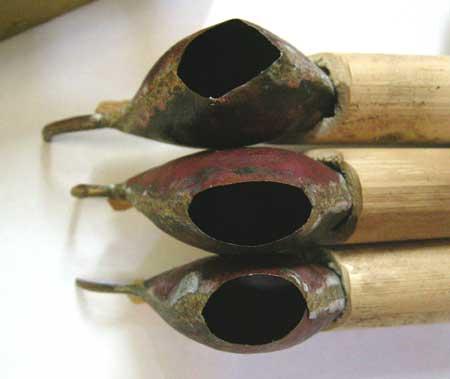 Gambar Jenis-jenis Canting Untuk Membuat Batik