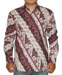 Kemeja Batik Pria 002