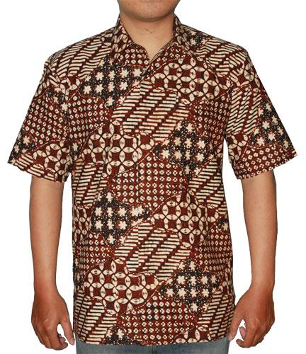 Kemeja Batik Pria 004
