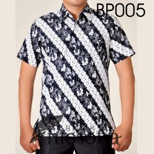 Kemeja Batik Pria 005