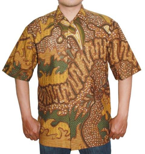 Kemeja Batik Pria 008