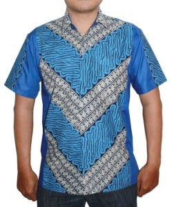 Kemeja Batik Pria 009