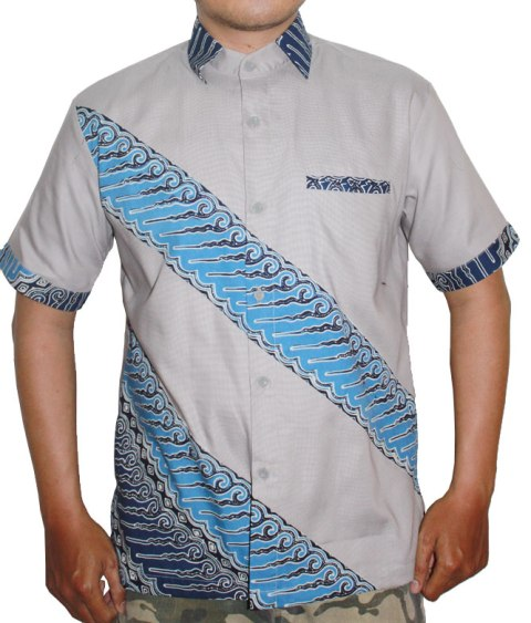 Kemeja Batik Pria 010
