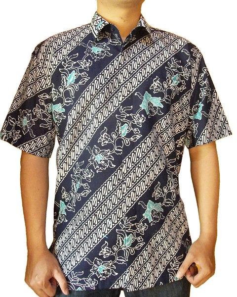 Kemeja Batik Pria 012