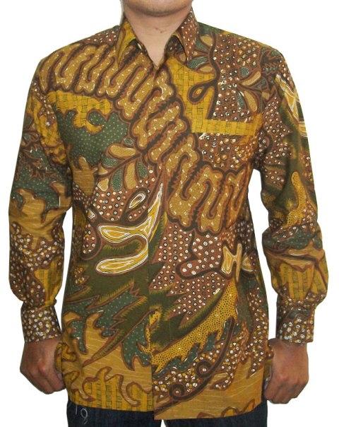 Kemeja Batik Pria 013