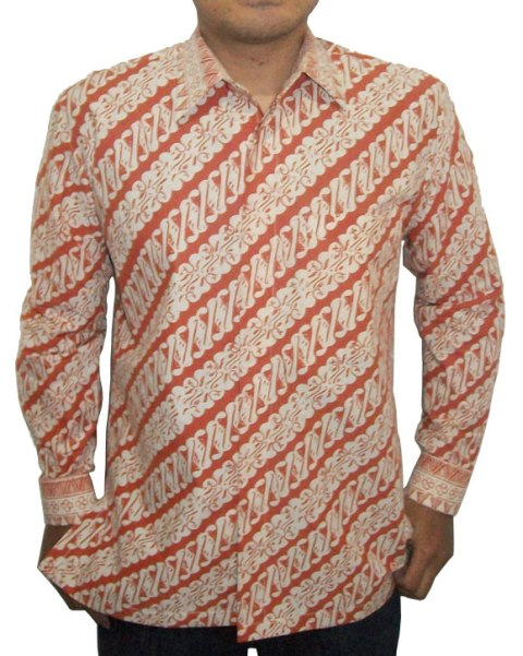 Kemeja Batik Pria 014
