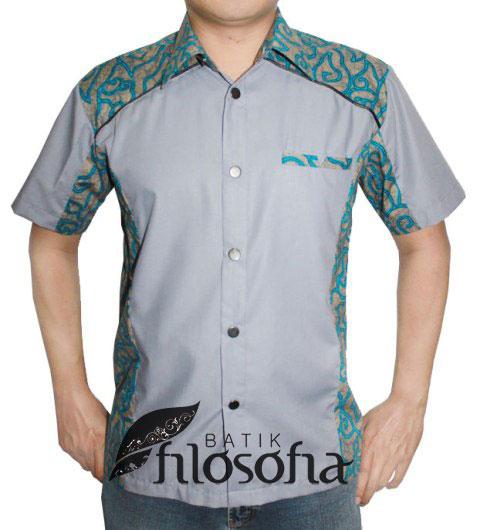 Kemeja Batik Pria 018