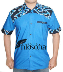 Kemeja Batik Pria 019
