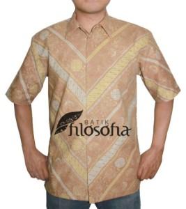 Kemeja Batik Pria 021