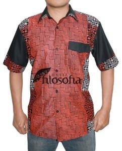 Kemeja Batik Pria 023