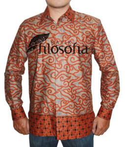 Kemeja Batik Pria 024