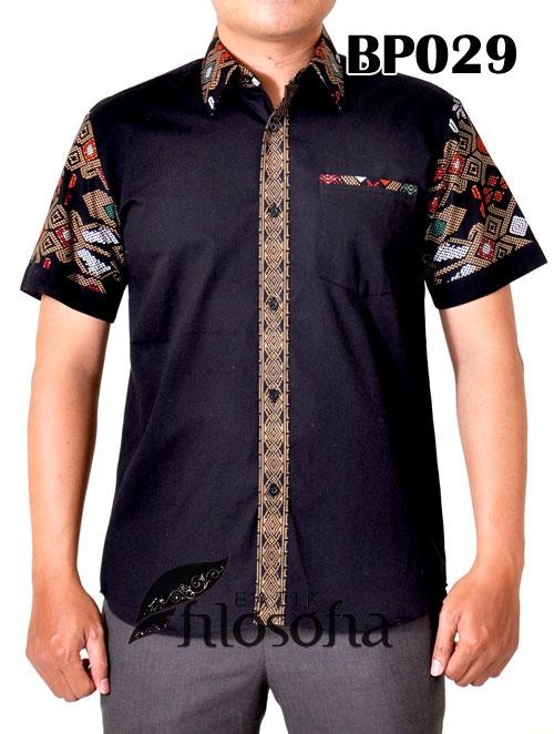 Kemeja Batik Pria 029
