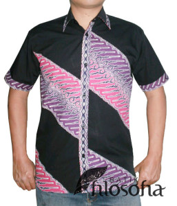 Kemeja Batik Pria 032