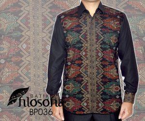 Kemeja Batik Pria 036