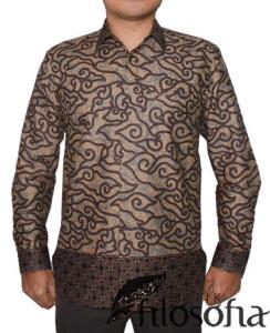 Kemeja Batik Pria 037