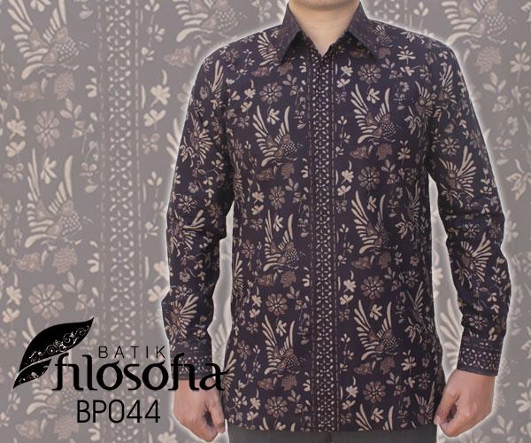 Kemeja Batik Pria 044