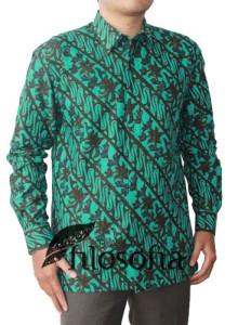 Kemeja Batik Pria 041