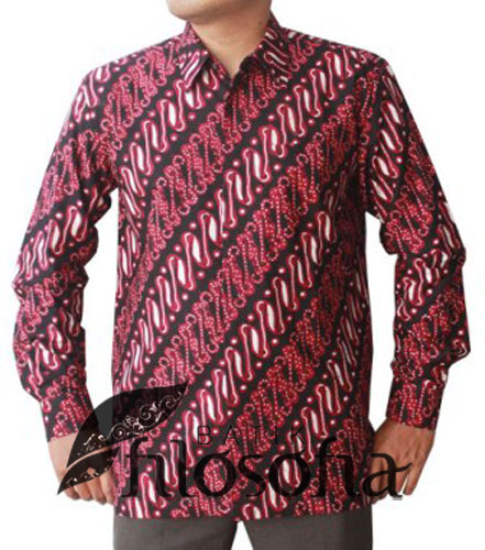 Kemeja Batik Pria 042