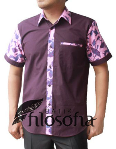 Kemeja Batik Pria 043