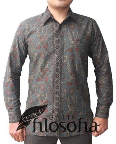 Kemeja Batik Pria 045
