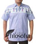 Kemeja Batik Pria 046