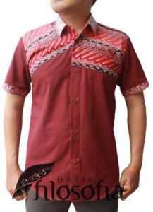 Kemeja Batik Pria 047