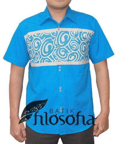 Kemeja Batik Pria 048