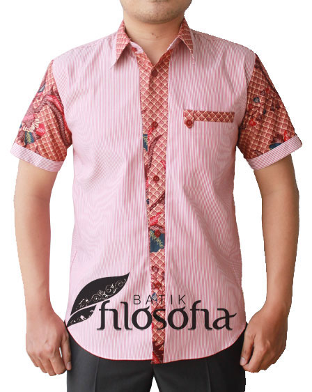Kemeja Batik Pria 051
