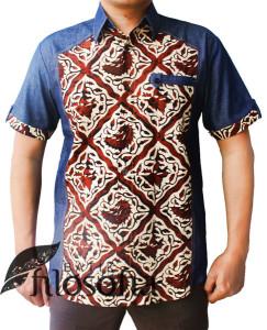Kemeja Batik Pria 053