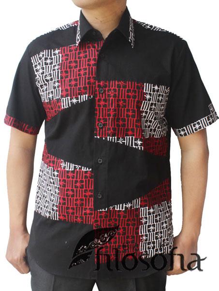 Kemeja Batik Pria 054