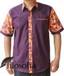 Kemeja Batik Pria 058