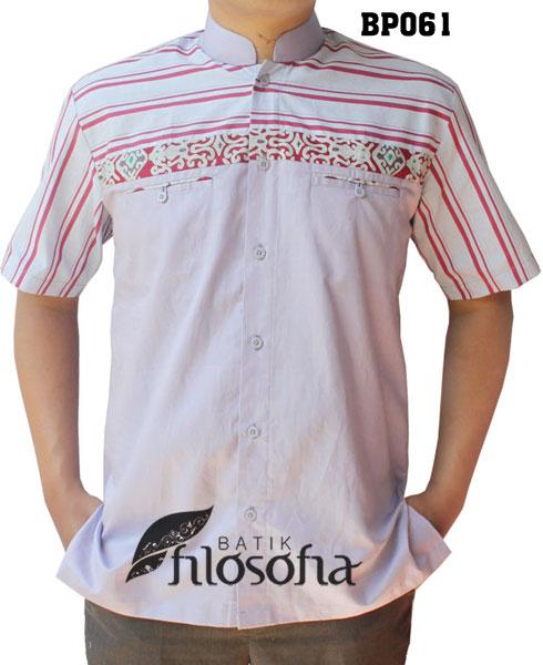 Baju Koko Batik 061