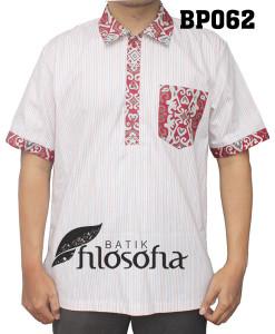 Baju Koko Batik 062