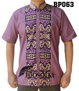 Baju Koko Batik 063