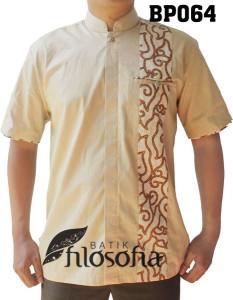 Baju Koko Batik 064