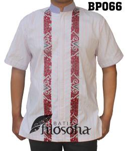 Baju Koko Batik 066
