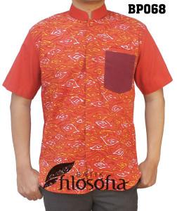 Baju Koko Batik 068