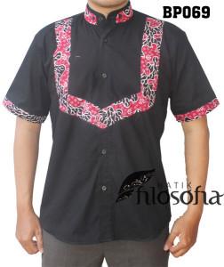 Baju Koko Batik 069