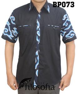 Kemeja Batik Pria 073
