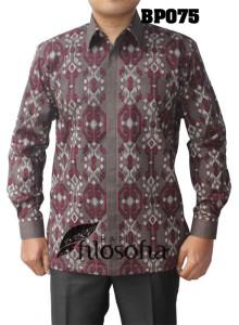 Kemeja Batik Pria 075