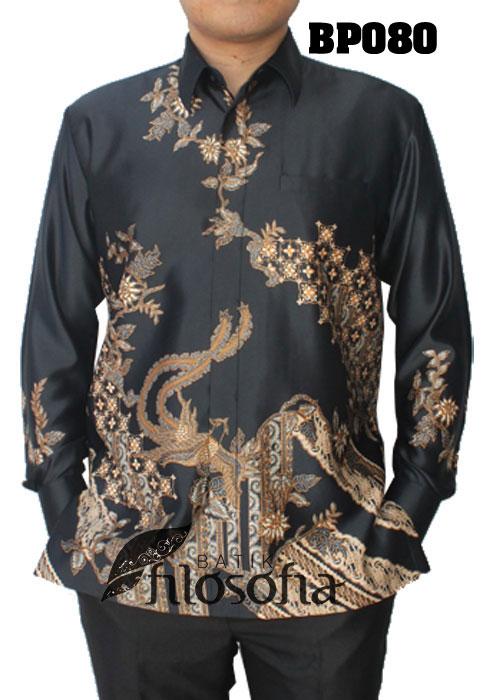 Kemeja Batik Pria 080