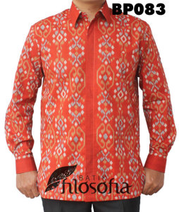 Kemeja Batik Pria 083