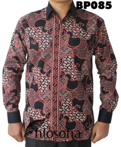 Kemeja Batik Pria 085