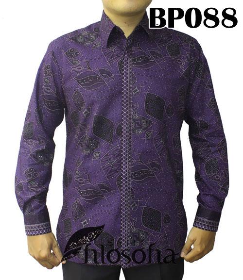 Kemeja Batik Pria 088