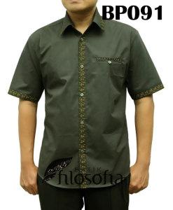Kemeja Batik Pria 091