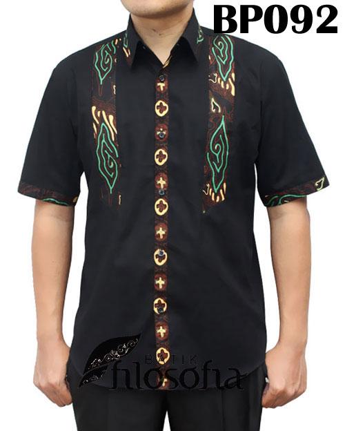 Kemeja Batik Pria 092