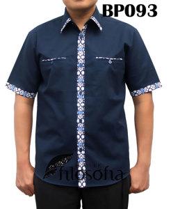 Kemeja Batik Pria 093