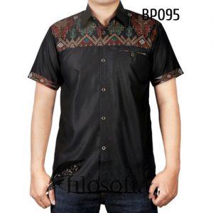Kemeja Batik Pria 095