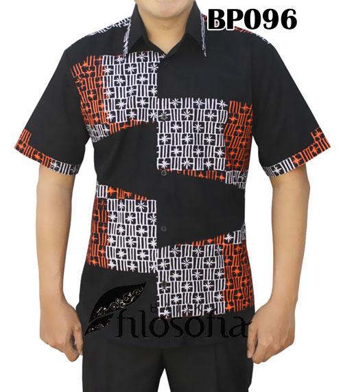 Kemeja Batik Pria 096