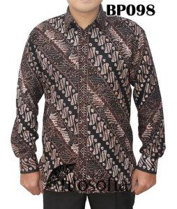 Kemeja Batik Pria 098